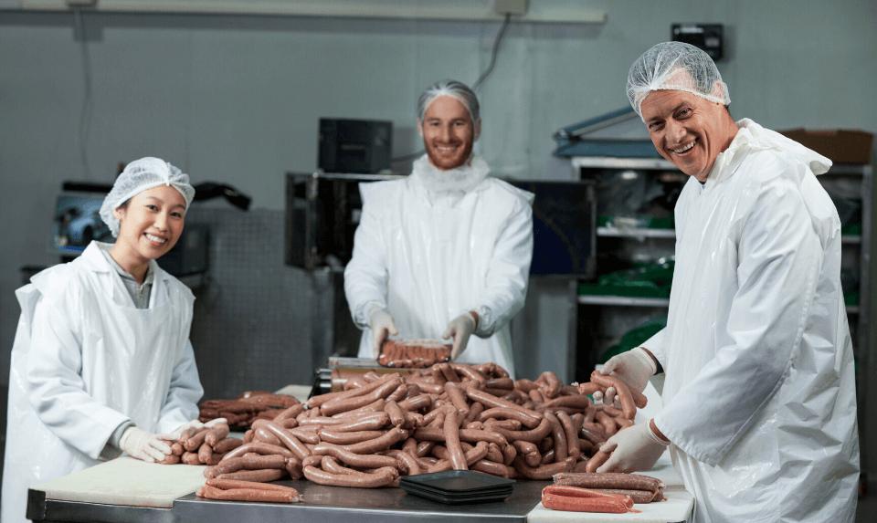processed food distributors